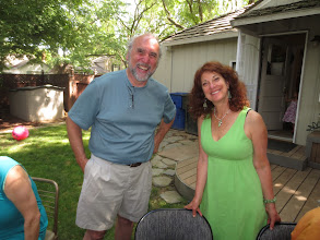 Photo: Gene and Sally