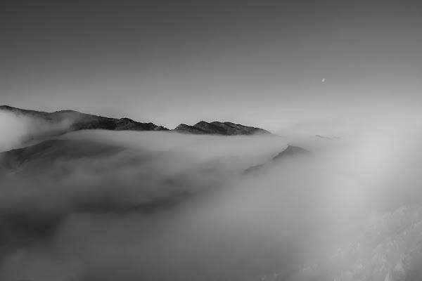 Sopra le nuvole di Francesco Donati ph