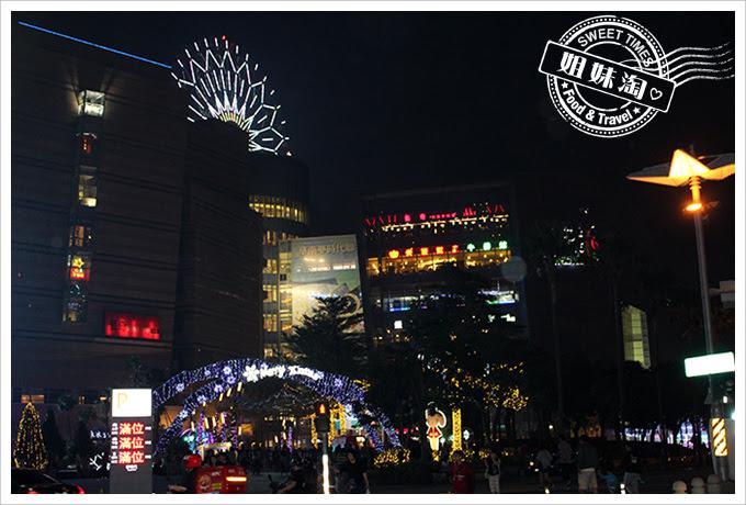 2016夢時代愛Sharing聖誕節夢想廣場2