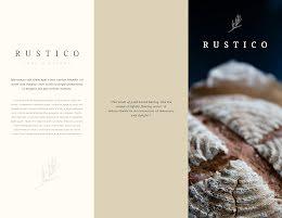 Rustico - Flyer item