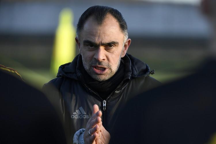 Johan Walem quitte les Espoirs Belges et change de Fédération !