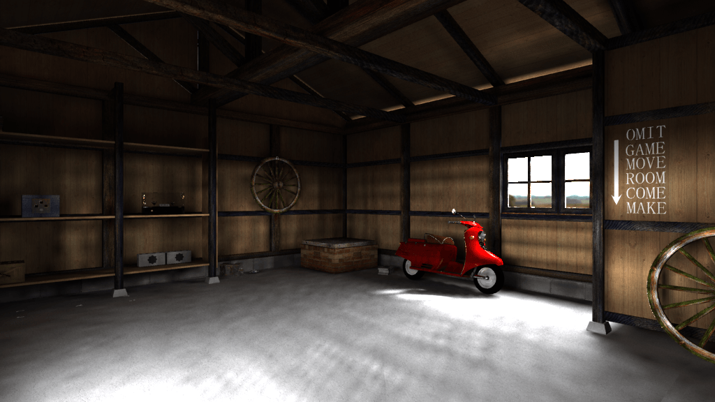 The Storage Shed Escape- screenshot