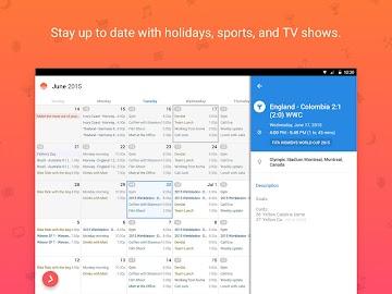 Sunrise Calendar Screenshot 19
