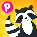 Matching Animals Game for Kids icon