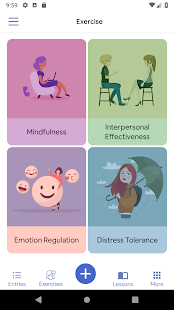 App DBT Coach: (Dialectical Behavior Therapy app) APK for Windows Phone