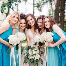 Wedding photographer Nadezhda Zhizhnevskaya (NadyaZ). Photo of 18.11.2016