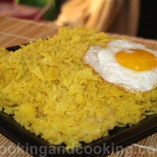 Turmeric Rice And Bean Recipes.