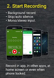 EverVoice (Audio To Evernote) screenshot