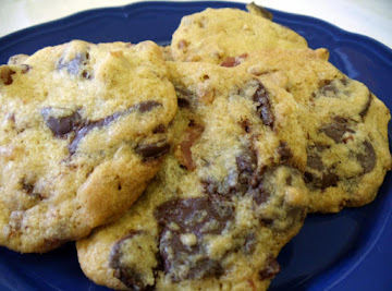 Bacon Chocolate Chip Cookies! Recipe