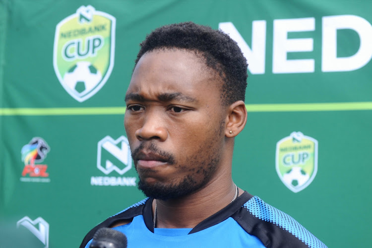 Vilakazi has found himself the target of the fans' discontent with what was perceived at a few too-casual attempts at goal being missed recently.