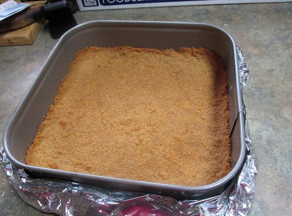 Bake in preheated 350 degree F. oven for 8 minutes, then allow to cool.