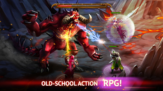 Guild of Heroes Mod Apk 1.121.2 (MENU MOD + GOD MODE + NO SKILL CD) 1