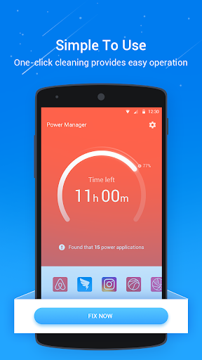 Power Manager – Task Manager