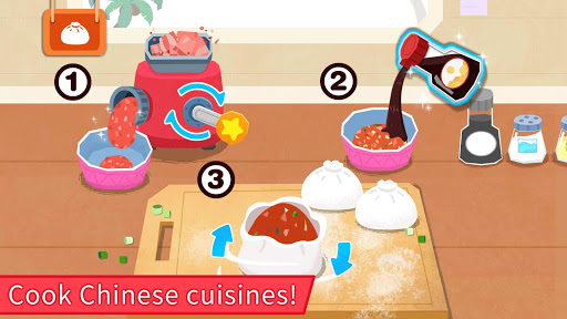 Baby Panda's Cooking Restaurant screenshot 9