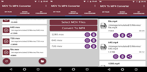 Mov To Mp4 Converter - Apps on Google Play