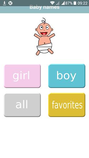 玩免費遊戲APP|下載Baby names app不用錢|硬是要APP