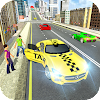 Off-road Taxi Car Drive Adventure 3D