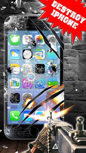 摧毁iPhone Prank