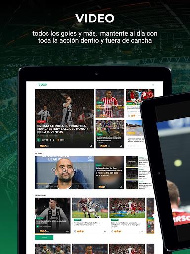 TUDN: Univision Deportes Network 12.2.4 Screenshots 23