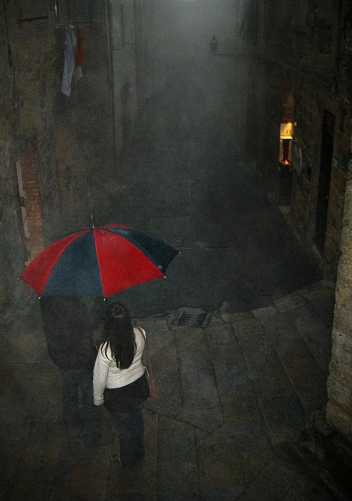 Nella pioggia nebbiosa di Erato