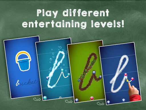 LetterSchool - Learn to Write!  trampa 10