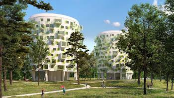 Appartement 3 pièces 65,79 m2
