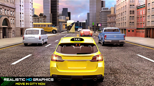 New Taxi Simulator u2013 3D Car Simulator Games 2020 13 screenshots 10
