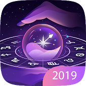 Astrology Predictor-Aging Camera&Hand Lines Reader Icon