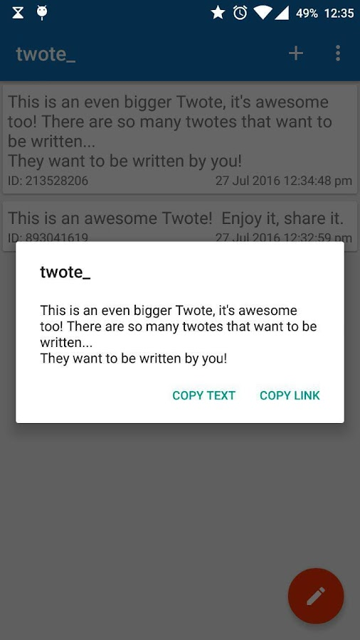twote_- screenshot