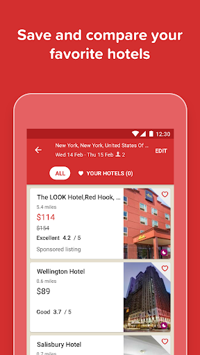 Hotels.com – Hotel Reservation screenshot 3