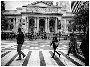 Photo: Fifth Avenuve stroll