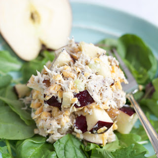 Fall Southern Chicken Salad.