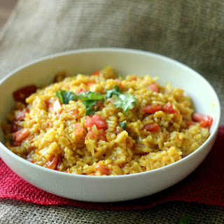 Mexican Restaurant Style Yellow Rice