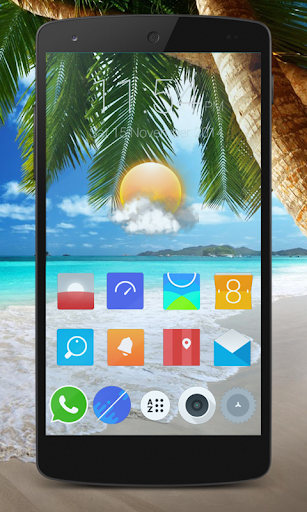 Transparent Phone 1.0 screenshots 3