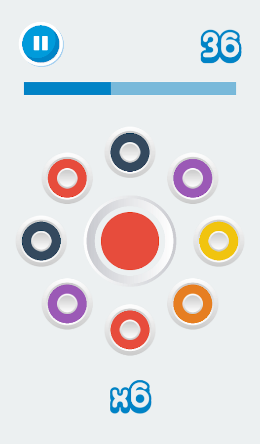 Tap Color- screenshot