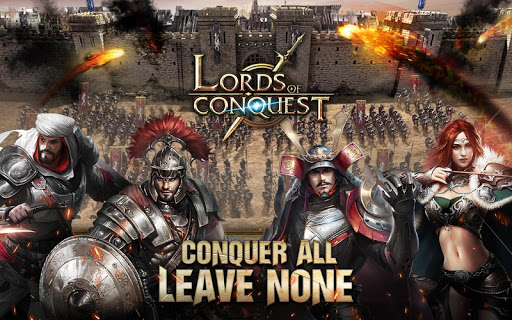 Lords of Conquest 0.18.8 gameplay | by HackJr.Pw 1