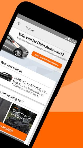 mobile.de u2013 Germanyu2018s largest car market  screenshots 2