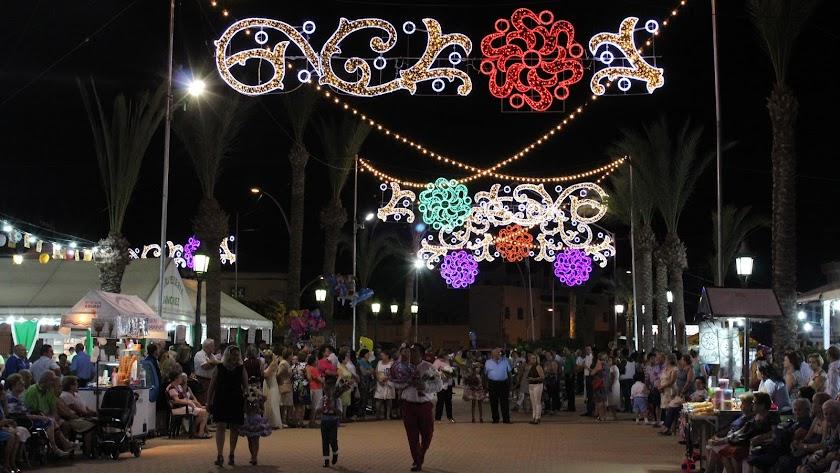 Multas de hasta 24.000 euros por hacer botellón en la Feria de Antas