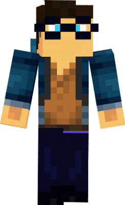 A simple skin just for my everyday minecraft use!