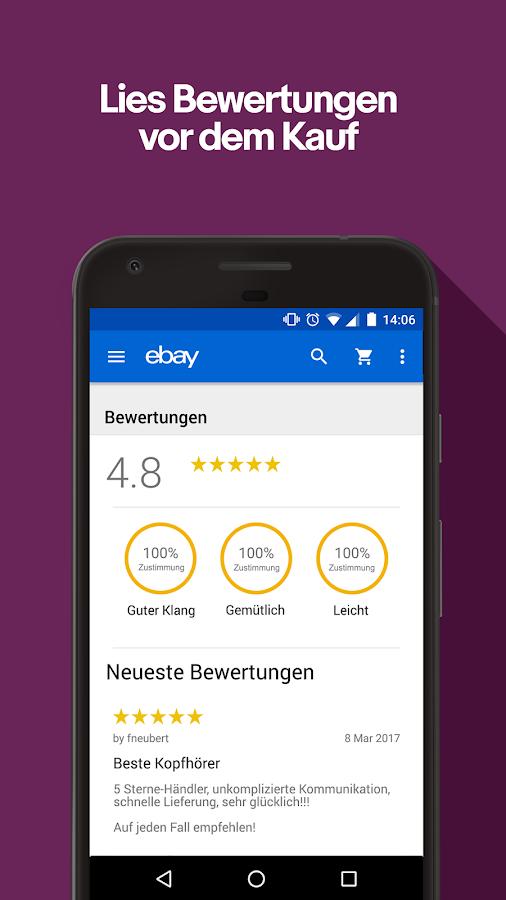 ebay kaufen verkaufen sparen neu gebraucht android apps auf google play. Black Bedroom Furniture Sets. Home Design Ideas