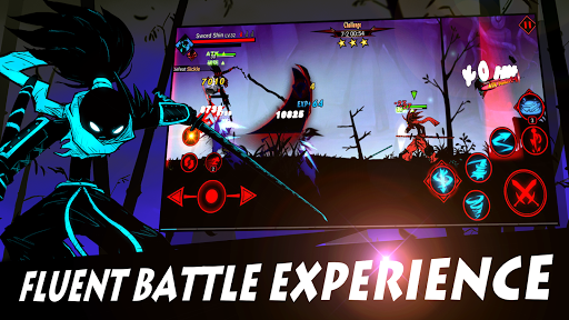 League of Stickman 2-Online Fighting RPG 1.2.5 screenshots 10