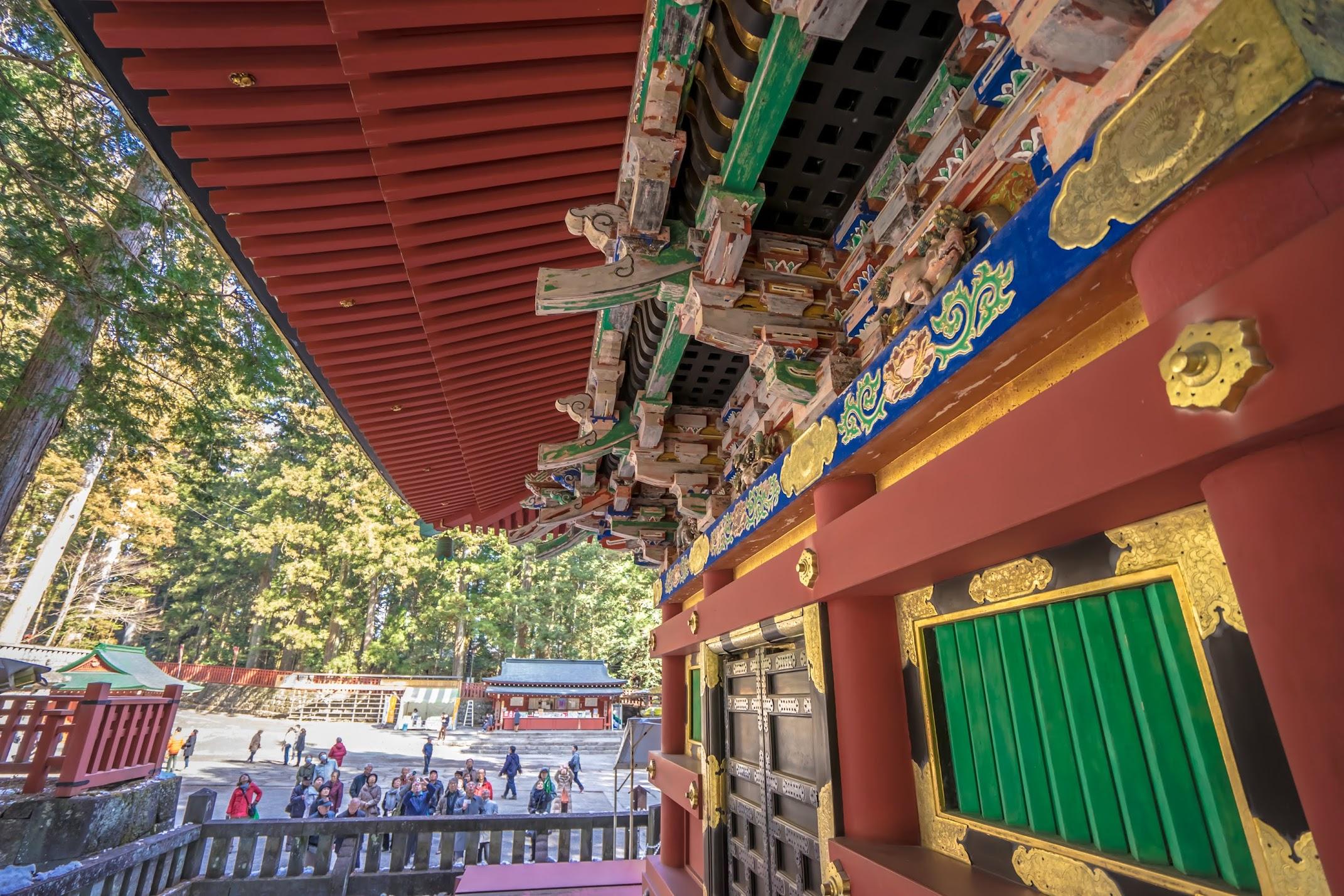 Nikko Toshogu Shrine Five-Story Pagoda4