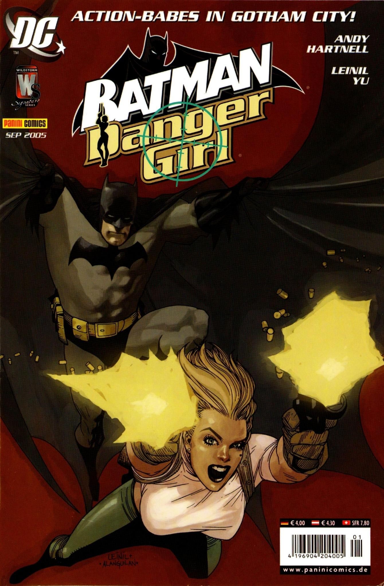 Batman - Danger Girl (2005)