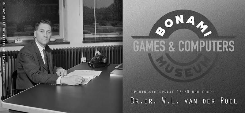 Bonami SpelComputer Museum opent deuren op nieuwe locatie in Zwolle