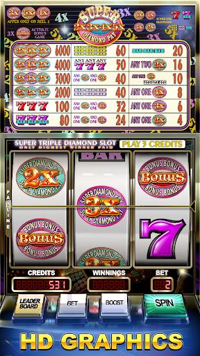 Super Diamond Pay Slots  screenshots 1