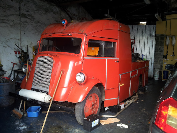 The Fire-Engine of Castlerea