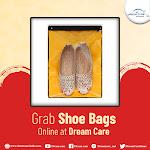 Grab shoe bag online at dream care