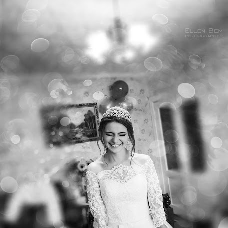 Wedding photographer Ellen Bem (Senjab). Photo of 08.12.2017
