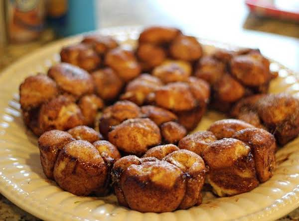 Single Serve Skinny Monkey Bread!