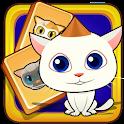 Mahjongg: Titan Kitty (Premium) icon